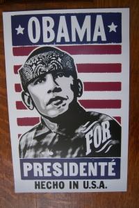 Obama cholo
