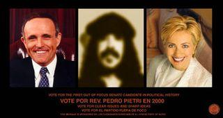 Vote for Pietri