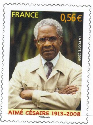Cesaire stamp